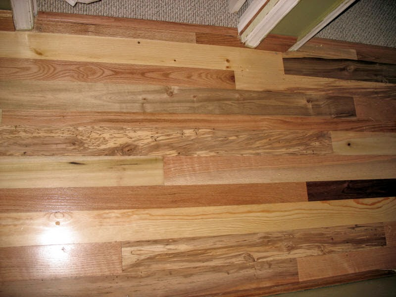 Treehugger Forestry Beautiful Tongue Groove Flooring In